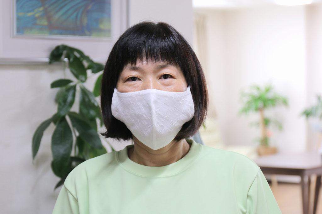 介護士 山田さん